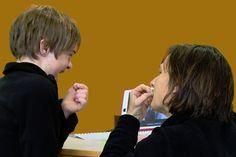 Max und Eni – Gebärden lernen am iPad (GuK, SdmHa und DGS)