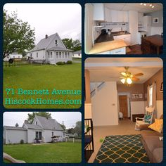 JUST LISTED! 71 Bennett Avenue in the Town of Irondequoit is a 3 bedroom, 1 bath cape/colonial that is the perfect starter home!  Highlights include an updated kitchen, thermopane windows throughout, and first floor laundry!  Visit http://hiscockhomes.com/71-bennett-avenue-irondequoit-ny-14609/ for complete details, additional photos, or to schedule your private viewing today! via @KyleHiscockRE #realestate #irondequoitNY #rochesterNY