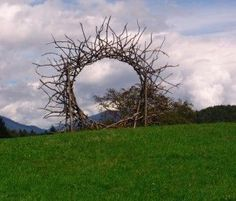 environmental art in italy