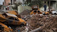 Tote Zivilisten in Mossul: US-Militär war wahrscheinlich beteiligt | tagesschau.de