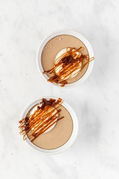 Coconut Flan, Coconut Whipped Cream, Coconut Sugar, Make Ahead Desserts, Vegan Desserts, Dessert Recipes, Unsweetened Coconut Milk, Canned Coconut Milk, Caramel Pudding
