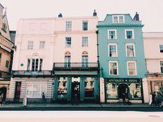 Oxford, England 2015