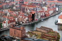 Take a look at the top 30 most peaceful countries in the world according to the 2016 Global Peace Index. Global Peace Index, Gdansk Poland, Central Europe, What A Wonderful World, Urban Planning, Countries Of The World, Wonders Of The World, Paris Skyline, Castle