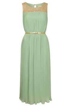 #Great #Gatsby #dress  Bechet jurk mint | Jurkjes | Misspoppywear, retro boetiek