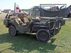 Willys MB Ambulance Jeep – Walk Around