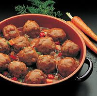 Albóndigas de Carne con Salsa de Tomate - Recetas Argentinas