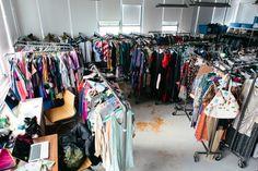 Inside The Most Insane Vintage HQ, EVER