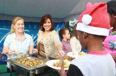 Armario de Noticias: Margarita Cedeño celebra la Navidad con 500 niños ...