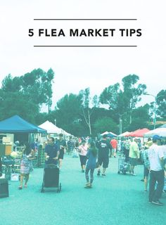 "Tips to keep in mind for your Antique ""flea"" market adventure /"