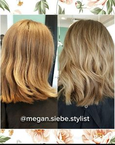 """The Bend Salon • Barber - Webster Groves, MO Whether you have straight, curly or frizzy hair, highlights and lowlights are a great way to add depth and texture to your hair.   Highlight/lowlight by Megan! """"Foiling is my zen."""" - Megan"""
