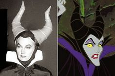 real actors that inspired Disney: Eleanor Audley