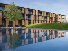 European Hotel Design Awards 2014: Lanserhof Tegernsee, Marienstein, Germany - By Ingenhoven Architects