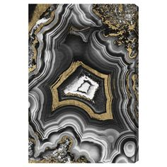 Oliver Gal AdoreGeo Graphic Art on Wrapped Canvas   AllModern