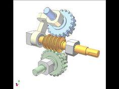 Two way ratchet mechanism 1 | Mechanisms | Pinterest