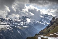 Klausenpass by on YouPic Canon Eos, Switzerland, Mount Everest, 18th, Mountains, Nature, Travel, Voyage, Viajes