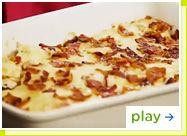 Kraft Philadelphia - how-to video: creamy scalloped potatoes