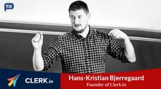 Check out an amazing interview with Hans Kristian Bjerregaard who founded Clerk.io