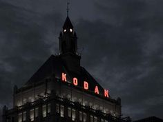 KODAK tower in Rochester NY