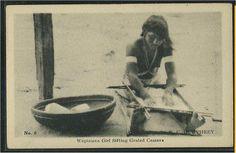 A British Guiana Wapisiana girl circa 1900 (fr Andrew Jeffrey's photos)