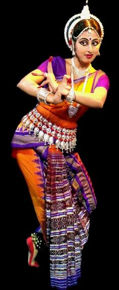 Odissi is an Indian Classical dance form from the state of Orissa.