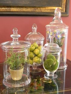 Apothecary Jars & What to Put In Them   Bungalow Home Staging & Redesign