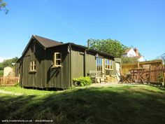 Corrugated Cottage  is an entrant for Shed of the year 2015 via @unclewilco  #shedoftheyear