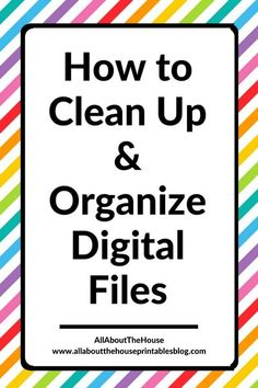 how to clean and organize digital files computer files photos business graphic design tips recycle bin make computer run faster Computer Help, Computer Technology, Computer Programming, Energy Technology, Computer Tips, Technology Hacks, Medical Technology, Digital Detox, Graphic Design Tips