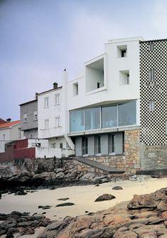 David Chipperfield - Casa a La Coruña