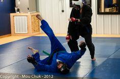 Jujitsu picture at Mou Chuk  www.mouchuk.com