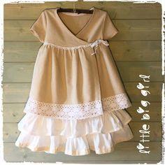 """Купить Платье """"Стефания"""" в стиле рустик - однотонный, платье, бохо, бохо-стиль, бохо стиль"""