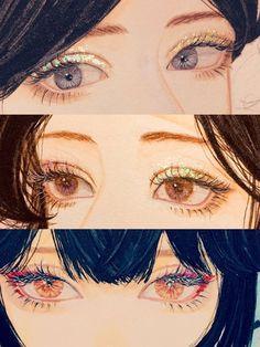 Kunst Inspo, Art Inspo, Fantasy Kunst, Fantasy Art, Anime Art Girl, Manga Art, Art And Illustration, Illustrations, Art Sketches