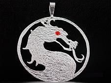 #New #Big #Huge #Mortal #Kombat #Ruby #Sterling #silver #.925 #Dragon #Pendant #Charm #Jewelr	New Big Huge Mortal Kombat Ruby Sterling silver .925 Dragon Pendant Charm Jewelr  princeofdiamonds.org