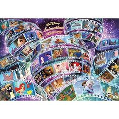 Tenyo Jigsaw Puzzle D-1000-461 Disney Animation History (1000 Pieces) | Toys & Hobbies, Puzzles, Contemporary Puzzles | eBay!