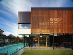 Masculine Designed Hope Street House In Australia (1)
