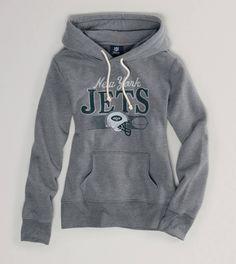 NY jets hoodie :)