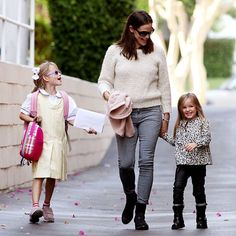 THREE OF A KIND photo | Jennifer Garner