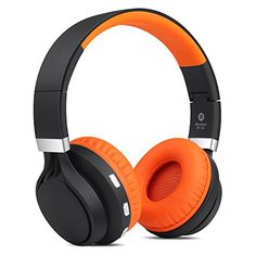 Ailihen BT-02 Over-ear Wireless Bluetooth CSR 4.0 Headphones Foldable Stereo with Build-in Microphone,Folding Wired Music Headsets (Black/Orange) Ailihen http://www.amazon.com/dp/B01734530C/ref=cm_sw_r_pi_dp_TOKUwb068HFXE