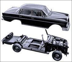 Mercedes Benz 1963