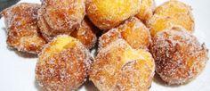 Buñuelos de viento rellenos de crema pastelera - El Aderezo - Blog de Cocina