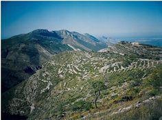 Vall de Laguar - Real estate is our passion... www.bulk-partner.com #Alicante #mountain #ruraltourism