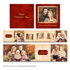 Ivonia Accordion Mini Book - available through Jen Boutet Photography with your portrait session - in Charlottesville, Va.