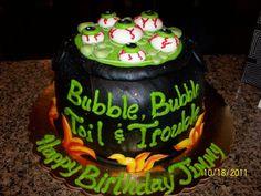 halloween birthday cakes | Halloween Birthday Cake from Merritts Bakery | Cakes