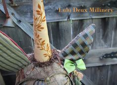 Jester Unicorn earth tones by LuluDeuxMillinery on Etsy