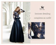 Lace Inspiration by Sophie Hallette | French Lace online shop