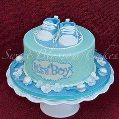 Unique Baby Shower Cakes | Baby Shower Cake by TaHe4ka | Cake Decorating Ideas