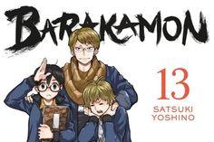 Barakamon Vol. #13 Manga Review