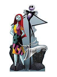 HOTTOPIC.COM - The Nightmare Before Christmas Jack Sally & Zero Standee