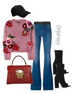 """Casual wear 11/22"" by briijanayy on Polyvore featuring STELLA McCARTNEY, Dolce&Gabbana and rag & bone"
