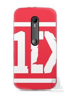 Capa Moto G3 One Direction #4 - SmartCases - Acessórios para celulares e tablets :)