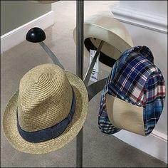 Unisex Summer Hat Tree At Saks Bala Cynwyd – Fixtures Close Up Summer Hats, Headgear, Saks Fifth Avenue, Panama Hat, Display, Unisex, Clothes, Women, Floor Space
